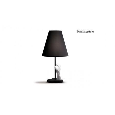 MANO - Fontana Arte - Lampada da tavolo con dimmer.